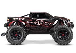 100 Cen Rc Truck Traxxas XMaxx 8s Monster TSM 4WD RTR RED 298