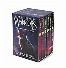 Warriors Dawn Of The Clans Box Set Volumes 1 To 6 Erin Hunter 9780062410078 Amazon Books