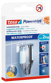 tesa powerstrips waterproof strips tesa