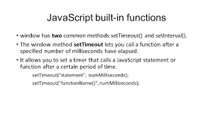 Mathceil Java Int by Javascript And Ajax Javascript Functions Week 5 Web Site Ppt