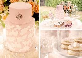 Outdoor Wedding Dessert Table