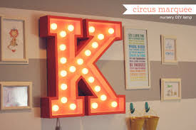 craftaholics anonymous皰 how to make marquee lights