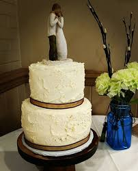A Rustic Double Almond Wedding Cake Yfetbakery Vegan Glutenfree Eggfree