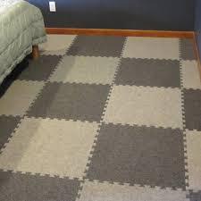 Interlocking Carpet Floor Tiles