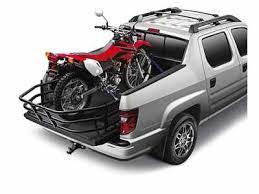 honda ridgeline motorcycle bed extender