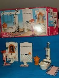 playmobil komplett 5318 nostalgie badezimmer 2004 mit wanne mit ovp ebay