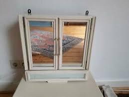 spiegelschrank vintage badezimmer ausstattung und möbel