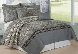 Noble Excellence Bedding by Serenta Mystic 7 Piece Coverlet Set U0026 Reviews Wayfair