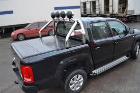 To Fit 2010 - 2016 Volkswagen Amarok Stainless Steel Sport Roll Bar ...