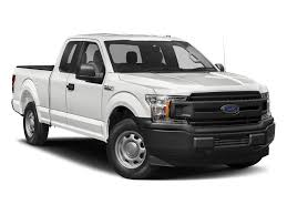 New 2018 Ford F-150 XL Super Cab In San Jose #CFD11923 | Capitol Ford