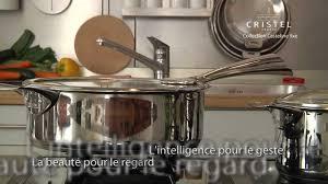 batterie de cuisine cristel batterie de cuisine induction de la collection casteline fixe
