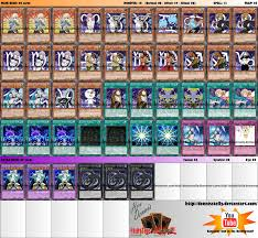yu gi oh deck celestial spirits by dennisstelly on