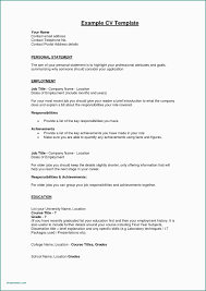 Sample Resume For Elementary Teacher Philippines Example Lovely Luxury Inspirational Skills A
