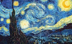 Art Paintings Ideas For Your Wall Decor Painting From Starry Night Van Gogh