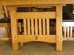 mission dining table plans platform storage bed plans