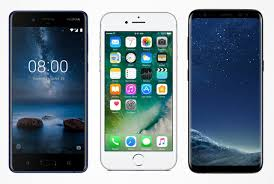 8 vs Galaxy S8 vs iPhone 7 – Mega smartphone showdown