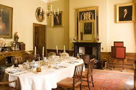 Georgian Dining Room by The Georgian House Charlotte Square Laura Frantz