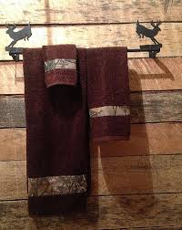 Realtree Camo Bathroom Set by Realtree Xtra Accent Bath Towel Set
