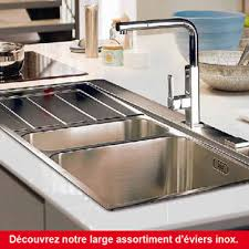robinet cuisine inox robinet mitigeur de cuisine inox en ligne robinetterie de cuisine inox
