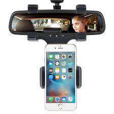 100 Truck Phone Amazoncom INCART Car Mount Cell Holder 360 Car Rearview