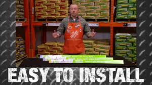 Non Shunted Lamp Holder Home Depot by Toggled Linear Led Tube Lights The Home Depot Youtube