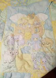 Precious Moments Crib Bedding by Precious Moments Nursery Bedding For Sale Classifieds