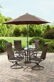Ty Pennington Patio Furniture Palmetto by Martha Stewart Living Grand Bank 5 Piece Patio Dining Set Home