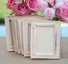 Shabby Chic Wedding Decor Pinterest by Wedding Frames Shabby Chic Distressed Signs Set Of 6 Item P10161