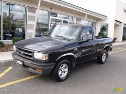 100 1994 Mazda Truck Brilliant Black BSeries B3000 SE Regular Cab