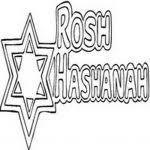 Rosh Hashanah Coloring Pages Printable For Kids Inside Pertaining To Encourage In