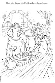Disney World Coloring Pages 13