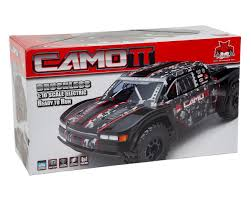100 Camo Truck Rims Redcat Racing TT Pro 110 Scale Electric Trophy Brushless