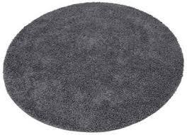 hochflor teppich shaggy 30 home affaire rund höhe 30 mm gewebt wohnzimmer