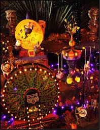 Lemax Halloween Village Ebay by Department 56 Halloween Village Merloworld Dvd
