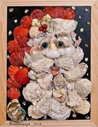 Seashell Christmas Tree Garland by Hgtv Holiday Decorating Christmas Tree Seashell Art Holiday