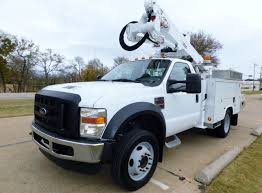 FORD Bucket Truck - Boom Trucks For Sale