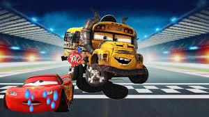 100 Videos Of Monster Trucks Wrong Slots Disney Cars 3 Blaze Truck Sing Rosita Buster