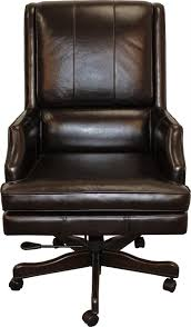 Parker Scott Easton Leather Desk Chair Morris Home