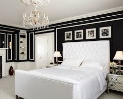 Black And White Bedroom Designs Ideas