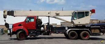 100 National Boom Truck 36t 15103 Crane SOLD S Material Handlers
