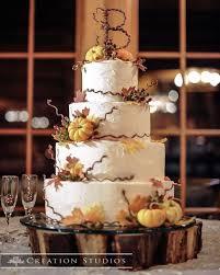 Fall Wedding Cakes 7 091215ch