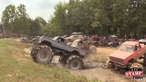 BangShift.com How Hard Can This Narrow Mud Hole Be For Trucks With ...