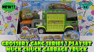 NEW! Grossery Gang Series 3 Muck Chuck Garbage Truck Playset With 2 ... Tonka Chuck Friends Car Lot Sheriff Maisto Dump Truck Windup Coloring Best 28 Collection Of The Sterling Dump Truck Wilson Flickr Hasbro Tonka Chuck Talking Animated Rolling Pages And Rumblin 50 Similar Items Playskool Rc Spnin Vehicle Amazoncom Race Along Toys Games Sword Dhs Diecast Blog Interesting Grossery Gang Muck Garbage Amazoncouk Ride On