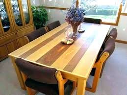 Build A Kitchen Table From Wood Make Dining Room Design Your Own