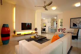 Rectangular Living Room Layout by Decorating With Large Art How To Decorate A Corner In A Living