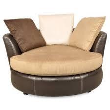 oversized swivel chair wayfair