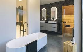 freistehende badewanne moderne wohlfühloase im eigenen bad