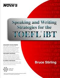 Speaking And Writing Strategies For TOEFL IBT Book Audio CD