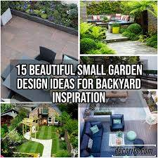 How To Plan And Design A Small Garden