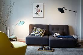 schöne len beleuchtung living at home